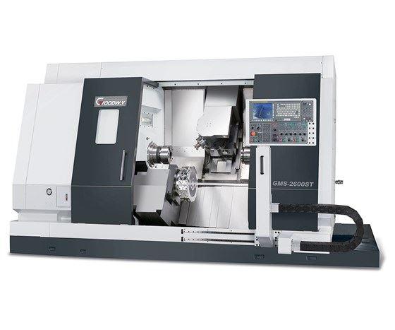 Yama Seiki's GMS-2600 ST turning center