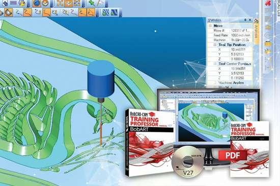 BobCAD-CAM software for CNC milling
