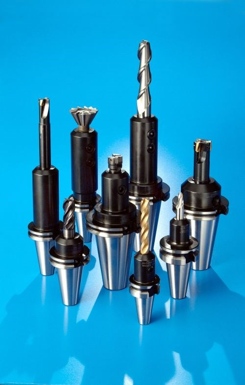 Briney Tooling Systems Tru Position end mill holders
