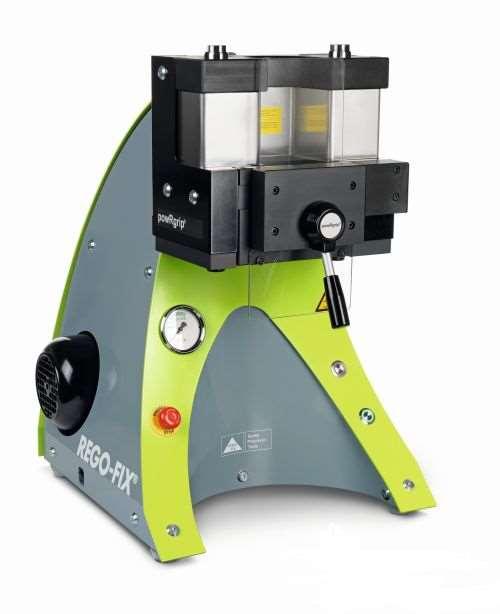 Rego-Fix powRgrip 9500 toolholding system