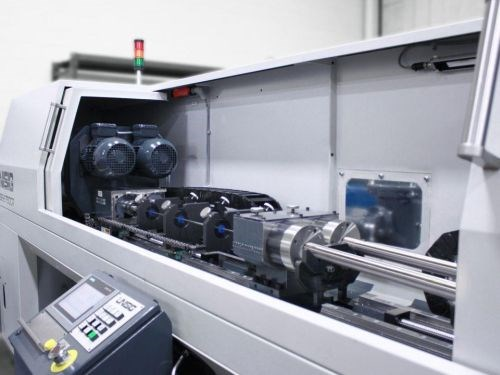 UNE 12-2 gundrilling machine