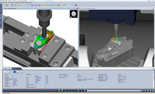 CGTech Vericut 7.4 CNC simulation software