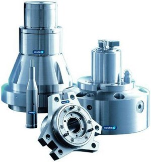 Schunk hydraulic expansion toolholders and arbors