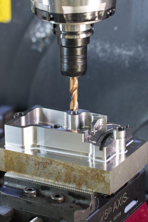 Seco Tools Niagara Universal Drill