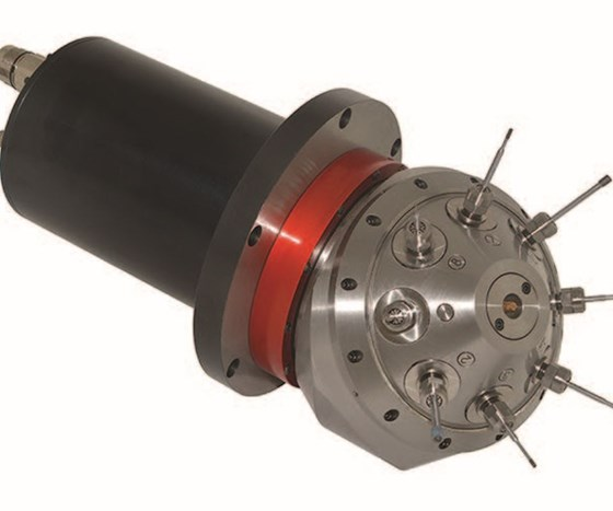 ITI Tooling ATC electro-spindle