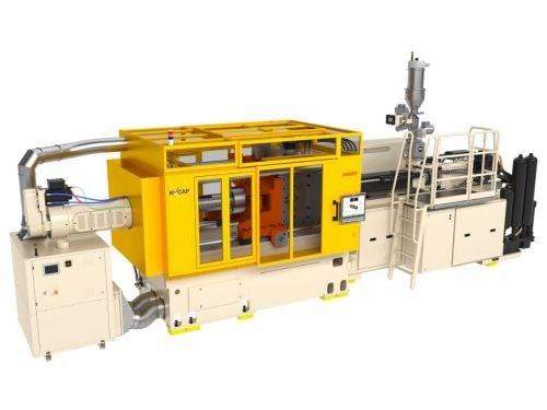 Husky HyCAP4 molding system
