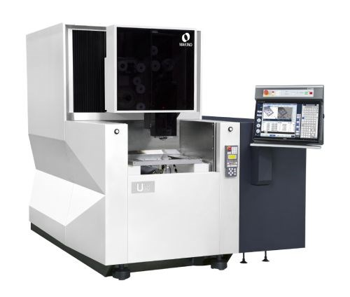 Makino Wire EDM Offer Versatility, Low Operating Cost : MoldMaking ...