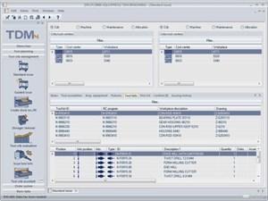 TDM Systems TDM Tool Crib Module
