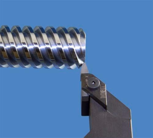 Kaiser Tool Thinbit Groove 'n Turn Acme threading inserts
