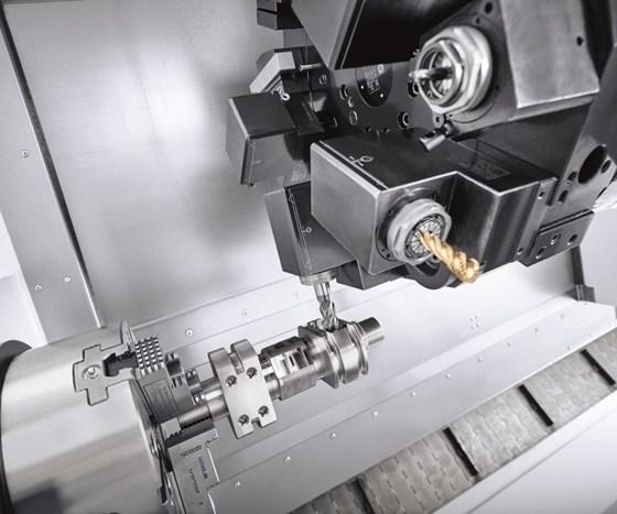 DMG MORI Ecoline machining center