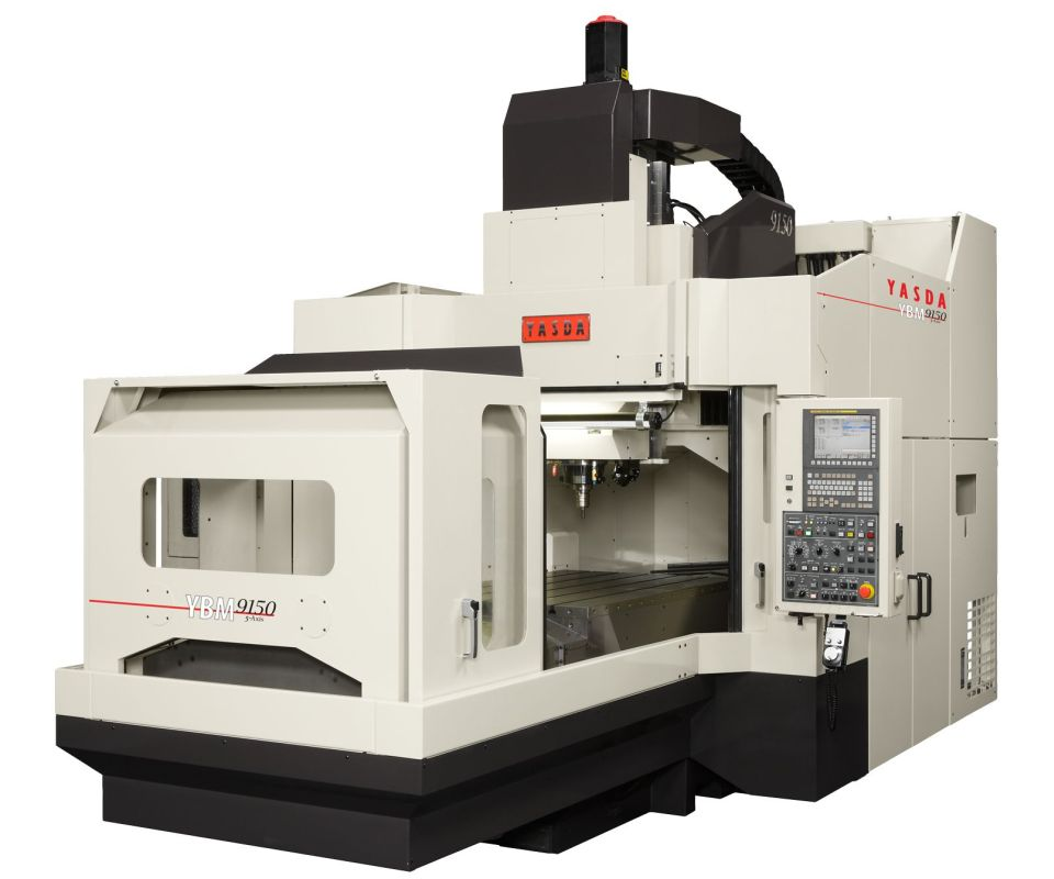 Methods Machine Tools Yasda YBM 9150 CNC jig borer