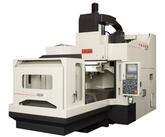Methods Machine Tools Yasda YBM 9150 CNC jig borer