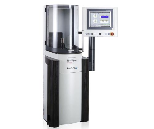 Rego-Fix Tooldyne toolholder balancing machine