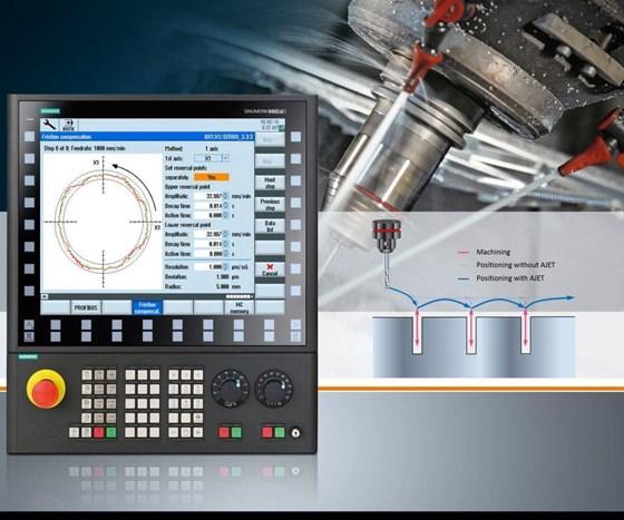 Siemens Sinumerik Operate Version 4.7 CNC software