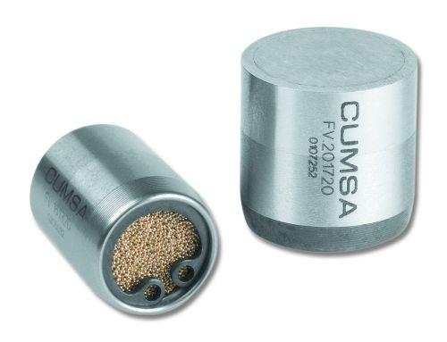 CUMSA VH series air poppet valves