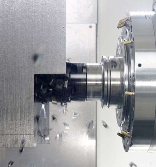 gear spindle