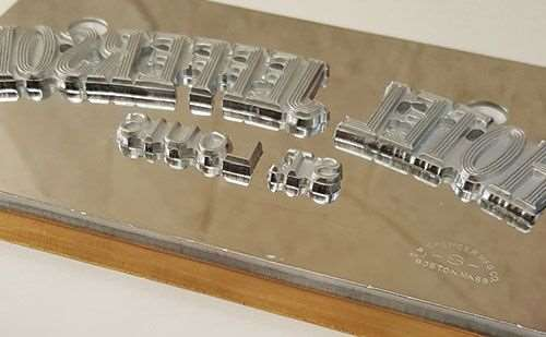 beryllium insert