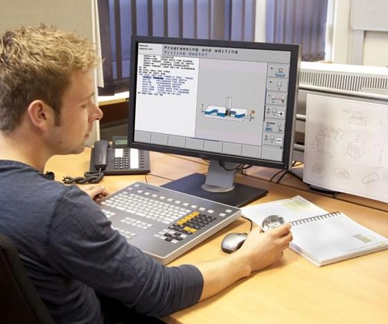Heidenhain TNCremo software