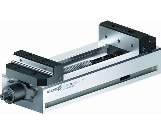 Schunk Kontec KSC-F single-acting clamping vise