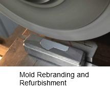 Mold Rebranding and Refurbishment