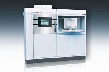 EOSINT M 280 direct metal laser sintering system