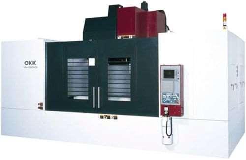 OKK VM900 vertical mill