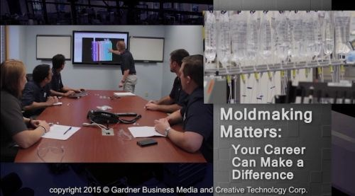 Check Out This New Recruitment Tool Highlighting Careers In Moldmaking Our Matters Your Career Can Make A Difference Video Produced By Creative