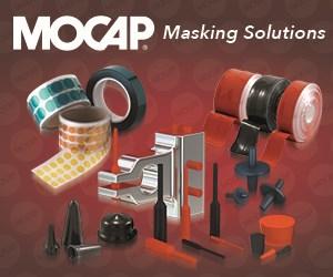 Mocap Masking Caps Plugs Tapes