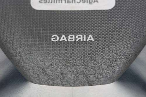 air bag laser texturing