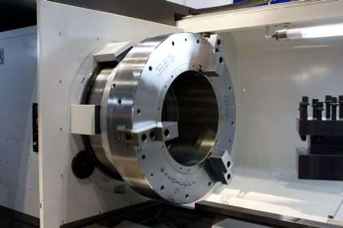 Samchully Workholding PAC air chuck