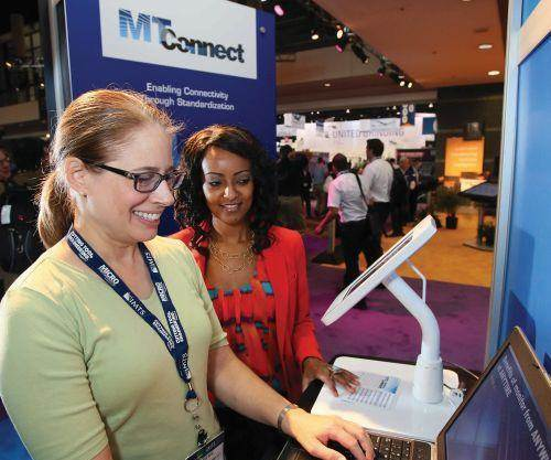 IMTS MTConnect introduced