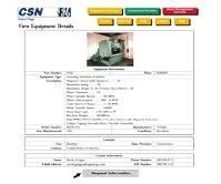Machine Tools for sale on CSN