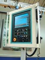 Machine controls units