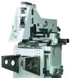 Machine's frame