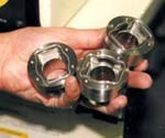 Machined Injector Housings
