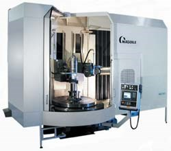 Maegerle high-performance grinding center