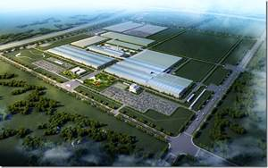 Magna Forms Joint Ventures in China
