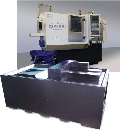 Maier machine & base