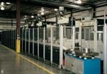 Makino flexible manufacturing system