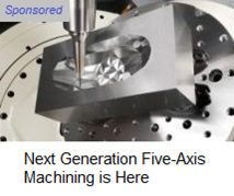 Makino five-axis machining