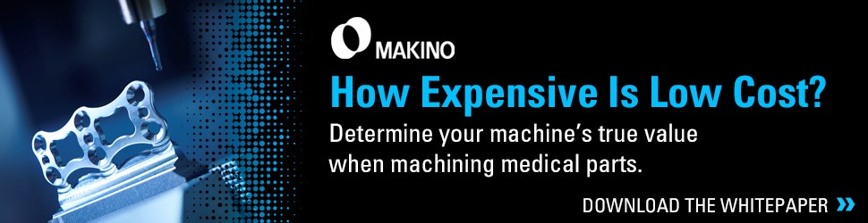 Medical High-Performance Machining Center ROI Whitepaper