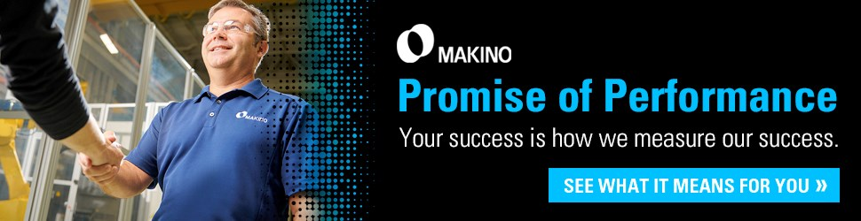 Makino Promise of Performance