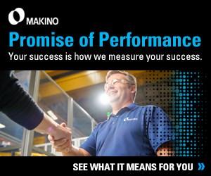 Makino Promise of Performance