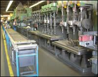 Manual production lines
