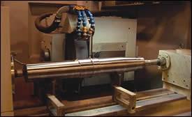 Manufacture drive shafts