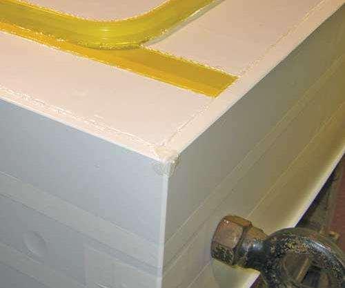 mold texturing