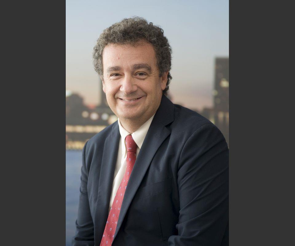 Mauro Fenzi of Comau