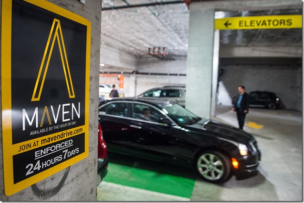 One Million Miles Strong - Maven Launches In Chicago