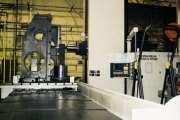 Mazak 2000 Watt laser