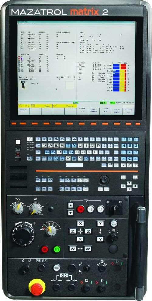 Mazatrol MATRIX 2 CNC